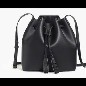 J Crew Factory Crossbody Bucket Bag